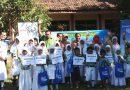 Peduli Dunia Pendidikan, Pabrik Pocari Kejayan Beri Beasiswa hingga Parcel Lebaran