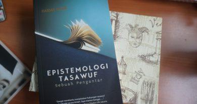 "Mizan Akan Gelar Diskusi Buku ""Epistemologi Tasawuf"" di Kampus STFI Sadra Jakarta"