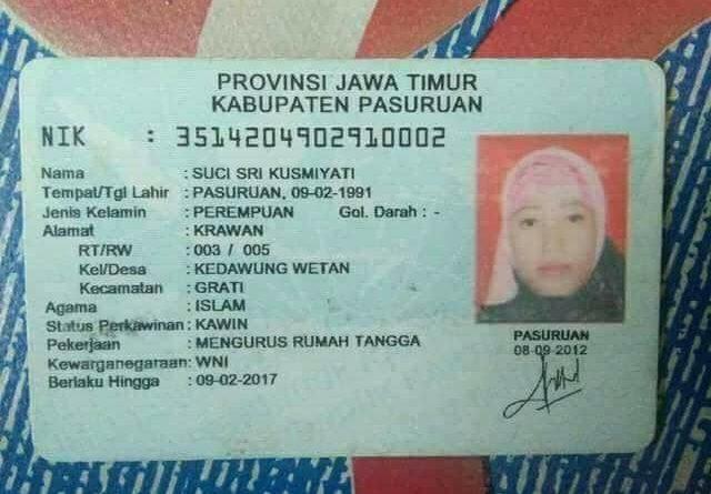 Pelaku Penyiram Air Keras TKW asal Pasuruan Ditangkap