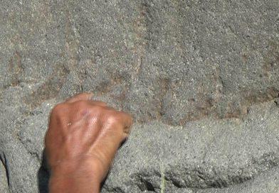 Viral di Medsos, Batu Besar Bertuliskan Basmalah di Probolinggo