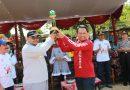 Wabup Timbul Buka Gala Desa Piala Menpora 2018