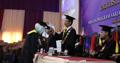 Universitas Yudharta Pasuruan Sukses Wisuda 385 Mahasiswa