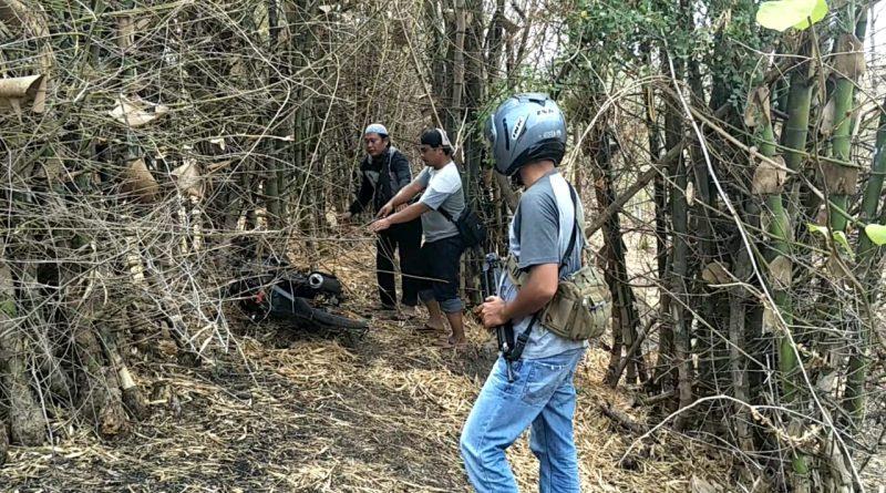 Operasi Begal di Plososari, Polisi Temukan Tujuh Motor Hasil Kejahatan yang Disembunyikan di Hutan Jati