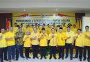 Songsong Pemilu, Partai Golkar Kabupaten Pasuruan Gelar Pengukuhan dan Rakor Bappilu