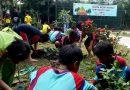 Puluhan Siswa SD di Pasuruan Ikuti Camp Scalling, Begini Keseruannya