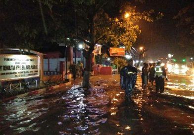 Desa Sadengrejo dan Sejumlah Tempat di Pasuruan Terendam Banjir