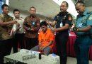 Petugas Gabungan Juanda Surabaya Gagalkan Penyelundupan Sabu1,110 Kg
