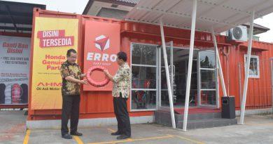 MPM Hadirkan Gerai Sparepart dengan Nama ERRO Part Shop