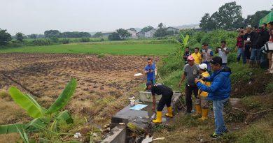 Sempat Ditutup Sepihak Warga, Saluran Pembuangan Limbah Perusahaan di Beji Kembali Dibuka