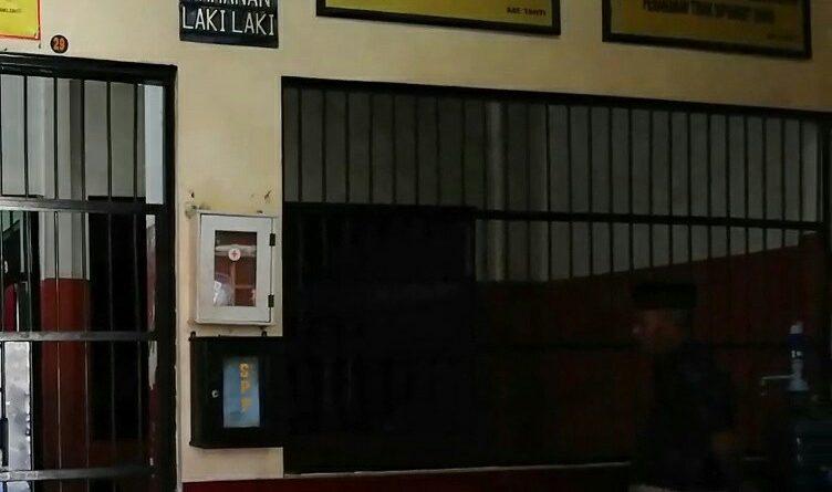 Empat Tahanan Polresta Pasuruan Kabur