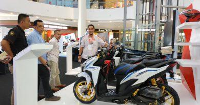 600 Unit Honda Matic Berhasil Terjual Pada Honda Premium Matic Day
