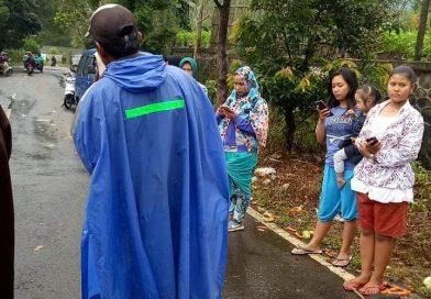 Geger, Mayat Bayi Laki-laki Ditemukan Terseret Luberan Air Sungai di Malang