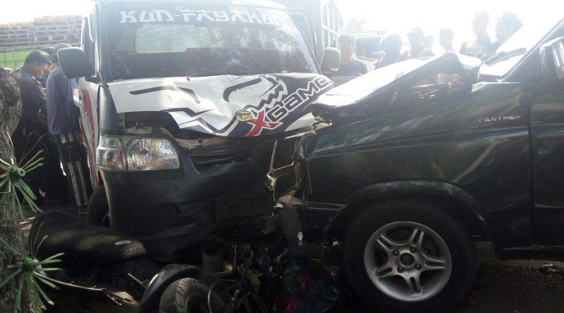 Tiga Kendaraan Terlibat Kecelakaan di Jalur Pantura Probolinggo