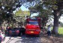 Geram Jalan Rusak di Winongan Tak Diperbaiki, AM Cinta Damai Hentikan Truk Besar yang Melintas