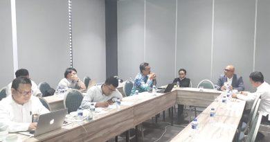 Kemenag Pusat Bahas Pemekaran dan Perubahan Status Kopertais