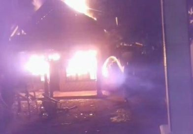 Rumah Pedagang Sayur di Probolinggo Ludes Terbakar, Kerugian Ditaksir hingga Ratusan Juta Rupiah