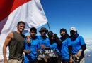 Serunya Mengibarkan Bendera di Puncak Gunung Butak, Antara Perjuangan dan Keberhasilan