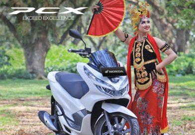 Ayo Beli Honda PCX 150, Dapatkan Potongan Angsuran hingga Hadiah Menarik Lainya