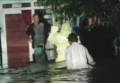 Banjir di Kota Probolinggo Genangi Rumah Warga