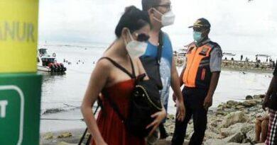 Jelang Zona Hijau, Bali Mulai Ramai Diserbu Wisatawan