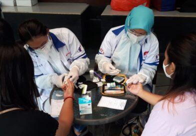 MPM Honda Jatim Gelar Baksos Kesehatan untuk 100 Anak Berkebutuhan Khusus