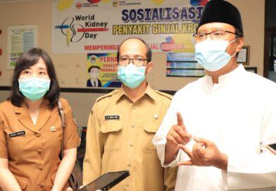 Gus Ipul Berharap Tenaga Kontrak dan THL RSUD dr. R. Soedarsono Ramah untuk Semua Pasien