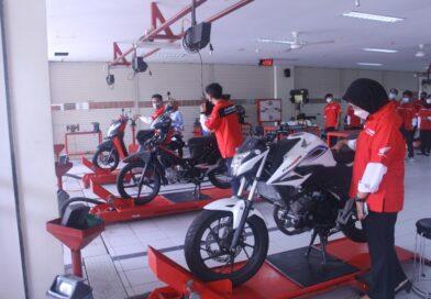Resmi Dimulai, MPM Honda Jatim Gelar AHASS Academy