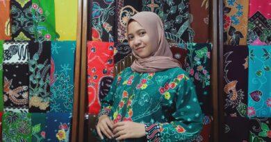 Cerita Sukses Juragan Batik Muda Asal Pasuruan